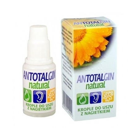 Antotalgin Natural Cleansing Ear Drops 15g