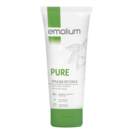 Emolium Specialist Body Emulsion for very Dry Skin 200ml