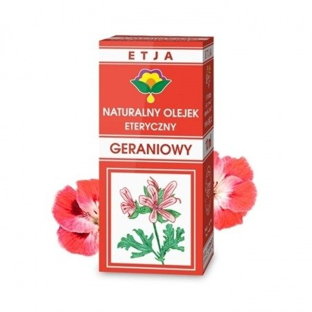 Etja Geranium Oil Natural Ethereal 10 ml