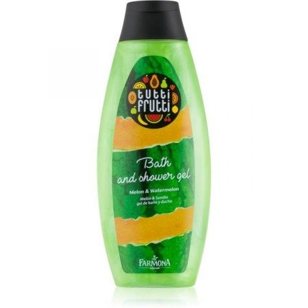 Farmona  Tutti Frutti Banana And Gooseberry Bath And Shower Gel  425ml