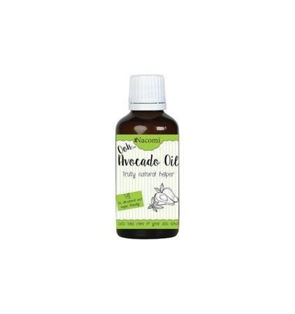 Nacomi Avocado Natural Oil 30ml