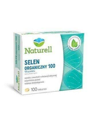 Naturell Organic Selenium 60 Tablets