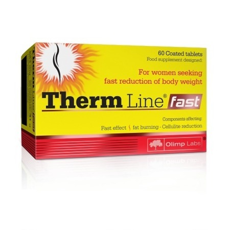 Olimp Therm Line Fast Dietary Supplement 60caps