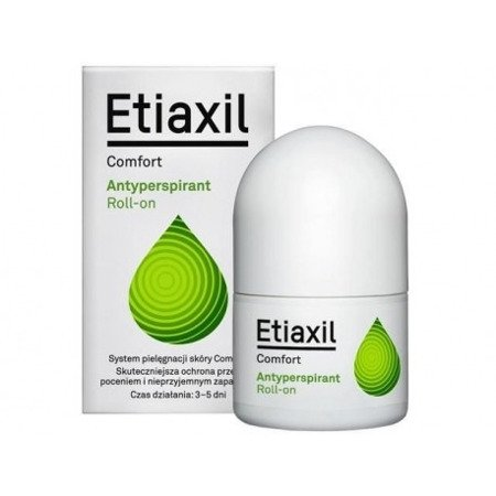 Etiaxil Comfort Antiperspirant Roll-on Antyperspirant W Kulce 15ml